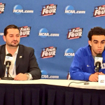 NCAA News Conference